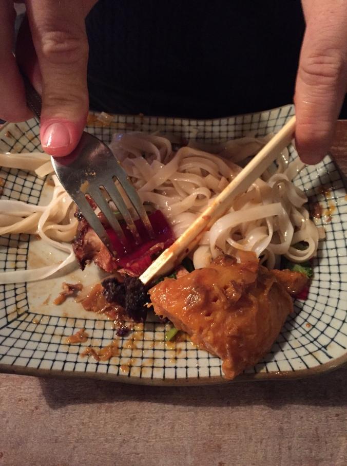 Chopstick masterclass