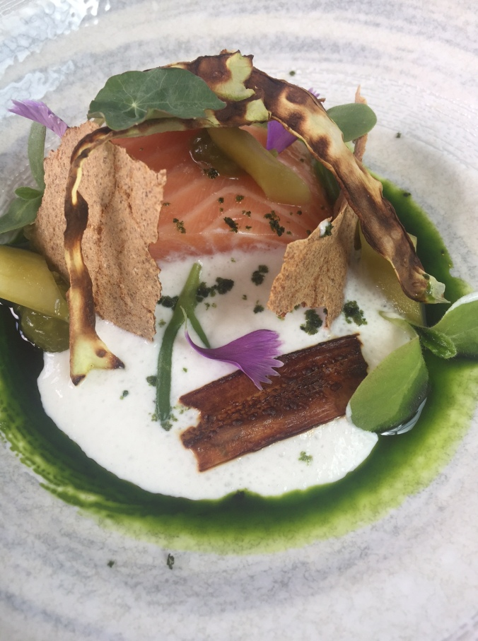 Salmon Harborne Kitchen